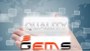 Gems Quality Logo